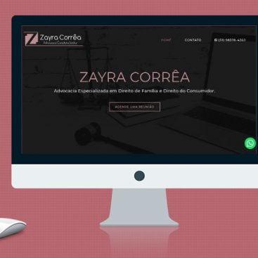 Zayrazayra-correa-web-site